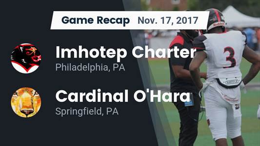 Football Game Recap: Imhotep Charter vs. Valley View
