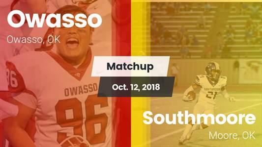 Football Game Recap: Southmoore vs. Owasso