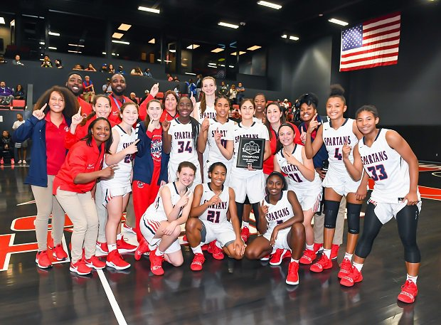 Miami Country Day after winning the Nike TOC and jumping to No. 3 in the Top 25 rankings.