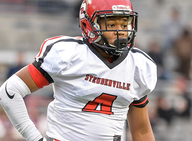 Steubenville defensive back Shayoun Petteway is headed to Ohio Dominican.