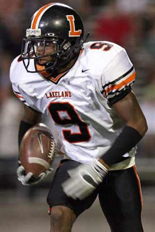 Javares McCoy was the most dominating player on the field.
