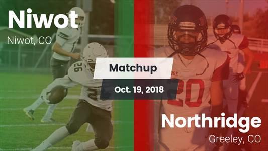 Football Game Recap: Northridge vs. Niwot