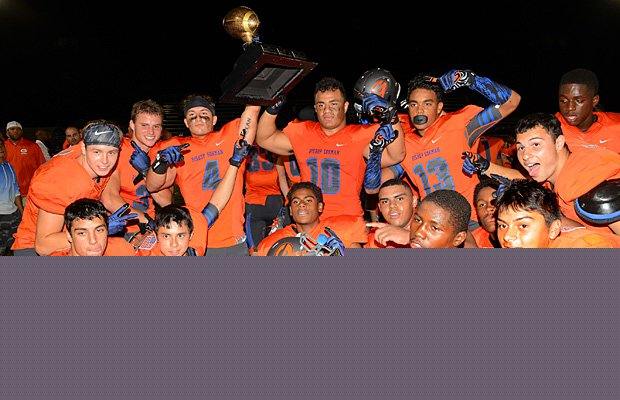 Bishop Gorman's convincing win in the Sollenberger Classic catapulted the Gaels into the top spot in the West rankings.