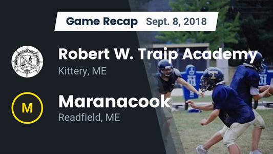 Football Game Recap: Sacopee Valley vs. Maranacook