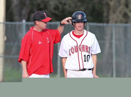 Coach Todd Buck has his Foothill Cougars tied atop the nation with a 28-game win streak.
