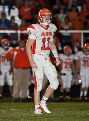 Kiel comes from a football family, as his uncleplayed at Notre Dame and his two brothers playedquarterback before him at Columbus East.