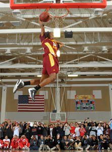 Ronnie Pinkerton, Cardinal Hayes