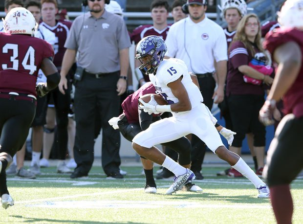 College Station is one of 16 teams with a shot to win a Texas state football title and go unbeaten.