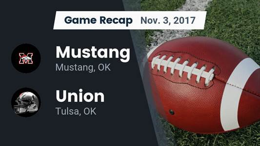 Football Game Recap: Union vs. Owasso