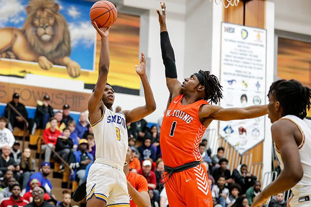 Will fans be able to pack the stands for big time matchups like Simeon and Whitney Young in last year's Illinois Class 4A state playoffs?