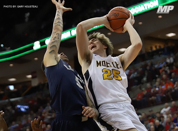 Moeller senior Alec Pfriem scored 59 points in four Division I state tournament games the last two years.