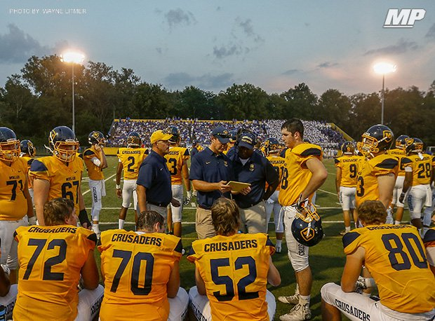 Moeller has been to the OHSAA football playoffs 35 times.