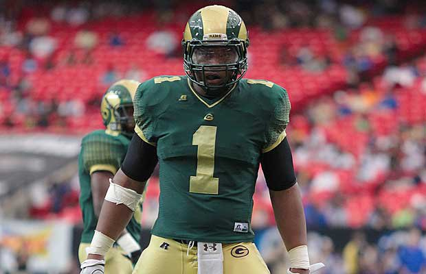 Robert Nkemdiche will make his college selection early in the morning on National Signing Day.