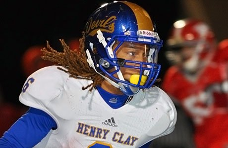 Elijah Bell is one of the top running backs in Kentucky heading into the 2013 season.