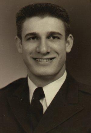 John Giannantonio in 1950.