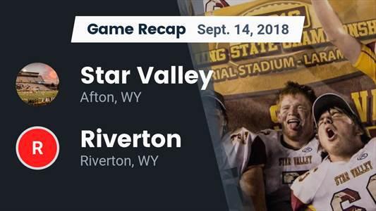 Wyoming High School Football Rankings