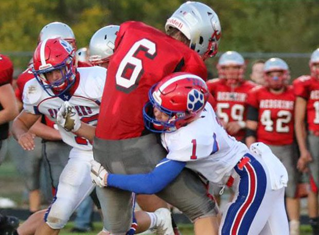 Licking Valley remained unbeaten last week with a key win over Granville.