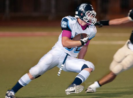 Ryan Severson and Valley Christian's WCAL schedule overshadows a losing record.