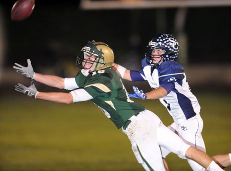 Ontario Christian just missed a shot at a State Bowl Game last season.