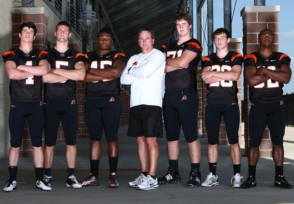 Two-time defending 4A champion Aledo will shine again in 2011.