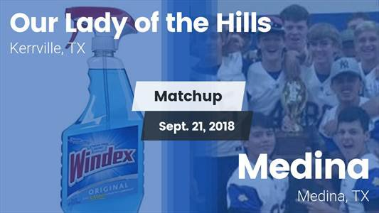 Football Game Recap: Medina vs. Our Lady of the Hills