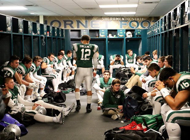 The locker room is a place where public airing of speeches or actions can cause major issues.