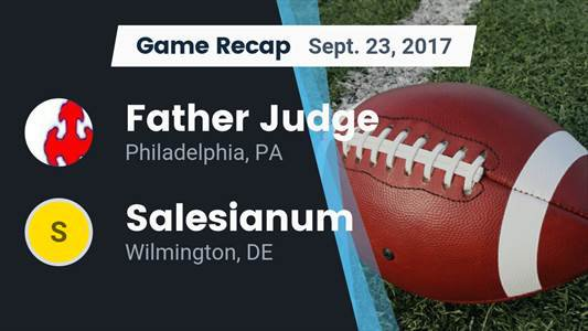 Father Judge High School (Philadelphia, PA) Football