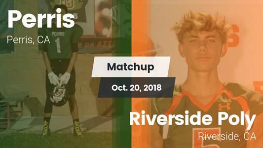 Perris High School (CA) Football   MaxPreps