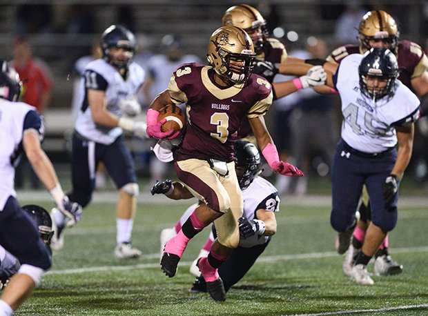 Stow-Munroe Falls (Division I) and Hudson (D-II) are both in the OHSAA football playoffs.