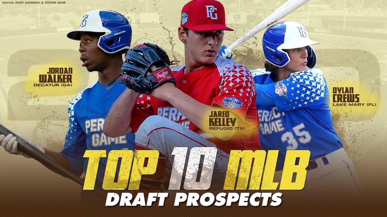 top 2020 mlb draft prospects