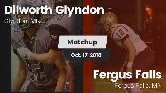 Football Game Recap: Dilworth-Glyndon-Felton vs. Fergus Falls