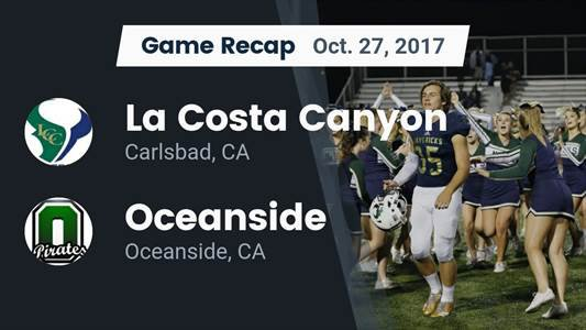 Football Game Preview: La Costa Canyon vs. Mission Hills