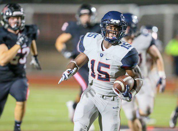 Brock Sturges and the Allen Eagles move to No. 3 in the southwest.