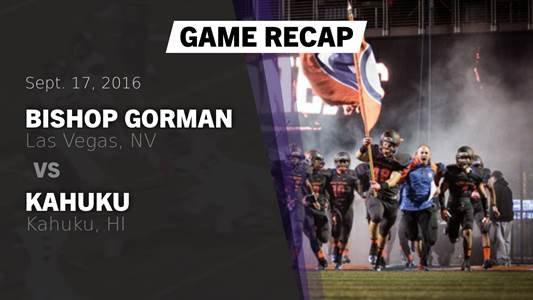 Football Game Preview: Liberty vs. Bishop Gorman