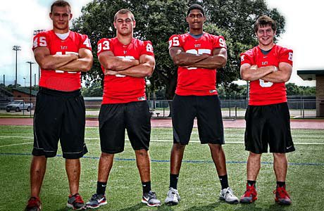 Katy is the top team in the Houston area heading into the 2013 season.