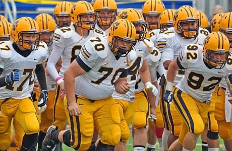 St. Ignatius leads the Cleveland metro area to the No. 6 spot.
