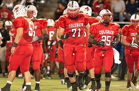 Colerain is the top team from Cincinnati heading into the 2013 season.