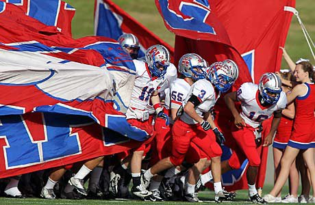Westlake is the top team in the Austin area, ranked No. 58 in the country heading into the 2013 season.