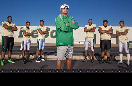 DeSoto holds down the No. 21 spot in the preseason computer rankings.