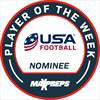 MaxPreps/USA Football Players of the Week Nominees for September 17 - September 23, 2018 thumbnail