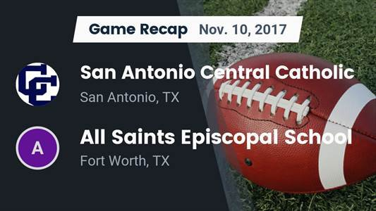 Football Game Recap: All Saints vs. Prestonwood Christian