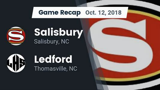 Football Game Recap: Oak Grove vs. Ledford Senior