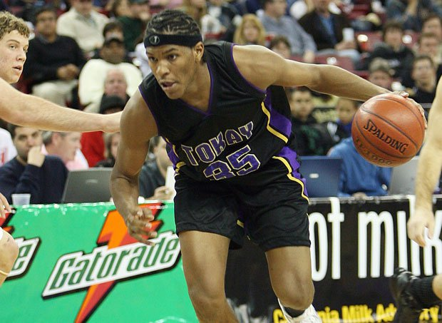 Before helping the Denver Broncos reach the Super Bowl last season, Julius Thomas was a basketball player at Tokay High School in California and Portland State University.
