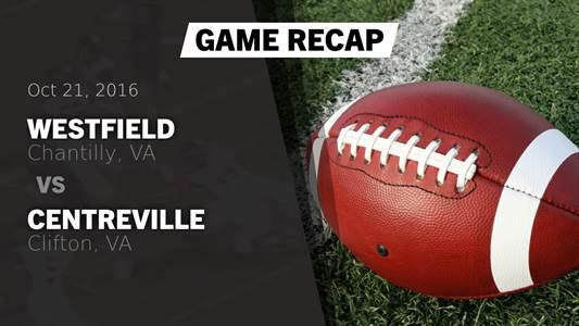Football Game Preview: Westfield vs. Oscar Smith
