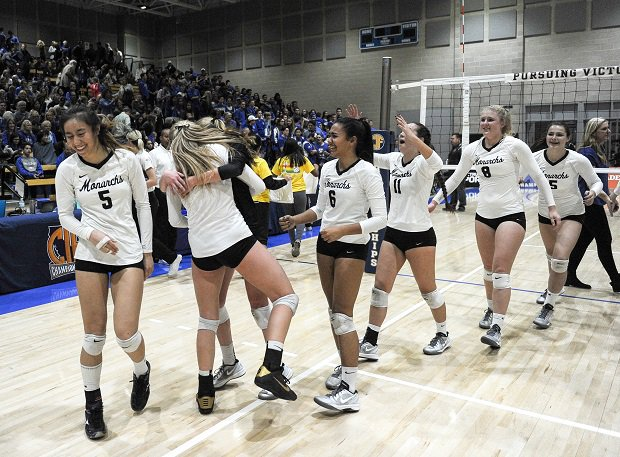 Archbishop Mitty is volleyball's best of the 2010s.