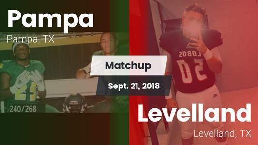 Football Game Recap: Pampa vs. Levelland