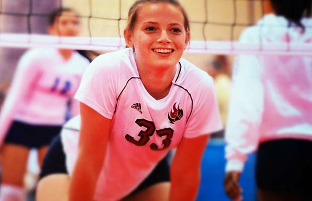 Mackenzie will start as a sophomore for the Louisville (Woodland Hills, Calif.) volleyball team.