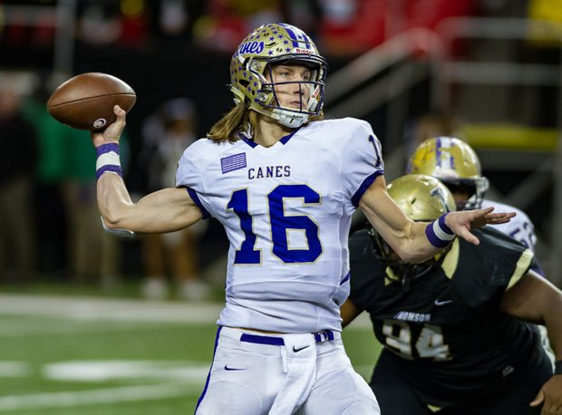 Cartersville senior Trevor Lawrence, the nation's No. 1 recruit from the Class of 2018, is expected to sign Wednesday with Clemson.