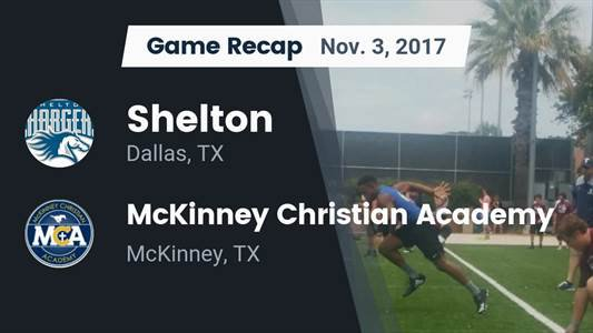 Football Game Recap: McKinney Christian Academy vs. Lubbock Christian