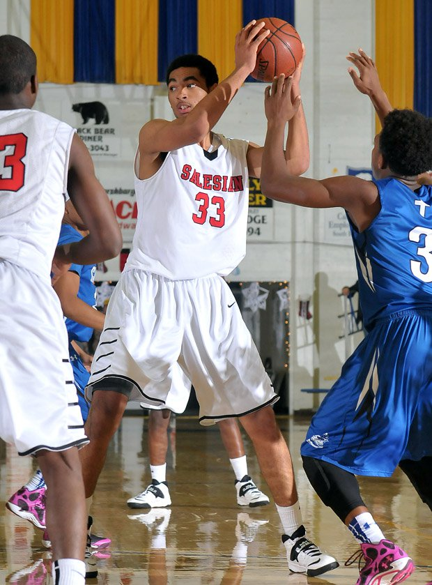 Salesian 6-10 post Jonathan Galloway has already secured a scholarship to UC Irvine.